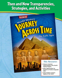 Journey Across Time, Early Ages, Then and Now Transparencies, Strategies and Activities