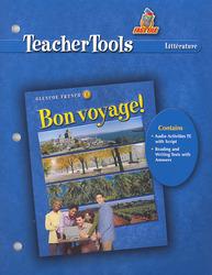 Bon voyage! Level 3, Teacher Tools Littérature
