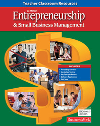 Entrepreneurship and Small Business Management, Teacher Classroom Resources
