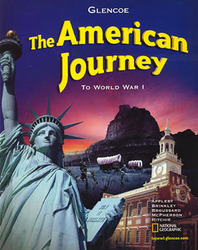 The American Journey To World War I, Student Edition
