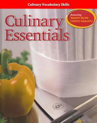Culinary Essentials, Vocabulary Skills, Teacher Manual