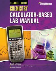 Chemistry: Concepts & Applications,  CBL Lab Manual TE