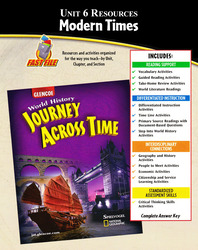 Journey Across Time, Unit Resources 6