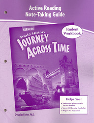 Journey Across Time, Active Reading Note-taking Guide, Student Edition