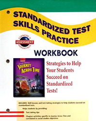 Journey Across Time, Standardized Test Practice Workbook, Student Edition