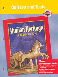 Human Heritage, Quizzes and Tests