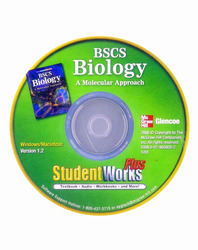 BSCS Biology: A Molecular Approach, StudentWorks Plus CD-ROM