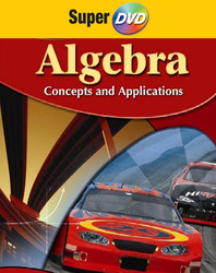 Algebra: Concepts and Applications, Super DVD