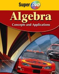 Algebra: Concepts and Applications, Super DVD
