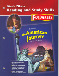 The American Journey To World War 1, Reading and Study Skills Foldables