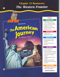 The American Journey To World War 1, Chapter 15 Resource Book