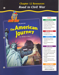 The American Journey To World War 1, Chapter 12 Resource Book
