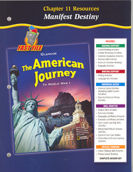 The American Journey To World War 1, Chapter 11 Resource Book