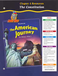 The American Journey To World War 1, Chapter 4 Resource Book
