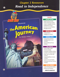 The American Journey To World War 1, Chapter 2 Resource Book