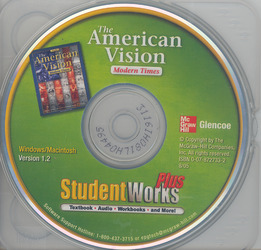 The American Vision: Modern Times, StudentWorks Plus