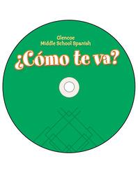 ¿Cómo te va? Level A Nivel verde, Listening Tests CD