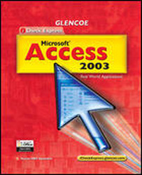 Achieve MS Office 2003, iCheck Express Microsoft Access, Teacher Annotated Edition with CD-ROM