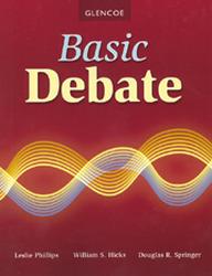 Basic Debate, Student Edition