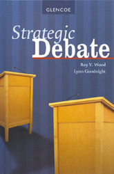 Strategic Debate, Student Edition