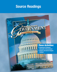 United States Government: Democracy in Action, Source Readings