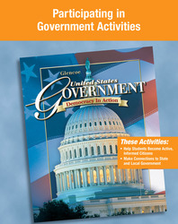 United States Government: Democracy in Action, Participating in Government Activities