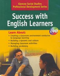 Social Studies Grades 6-12 Professional Development Series, English Language Learners DVD