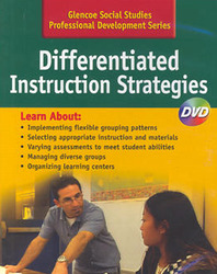Social Studies Grades 6-12 Professional Development Series, Differentiated Instruction DVD
