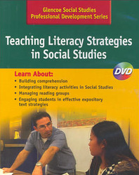 Social Studies Grades 6-12 Professional Development Series, Teaching Literacy Strategies DVD