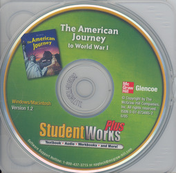 The American Journey to World War 1, StudentWorks Plus!