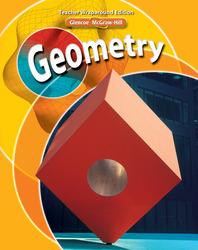 Geometry, Teacher Wraparound Edition