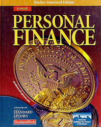 Personal Finance, Student Activity Workbook, Teacher Annotated Edition