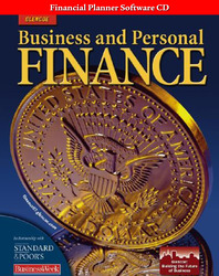 Business and Personal Finance, Financial Planner with CD-ROM