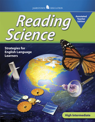Reading Science: High Intermediate, Annotated Teacher Edition