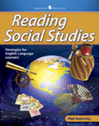 Reading Social Studies High Beginning Student Edition