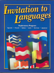 Invitation to Languages, Student Edition