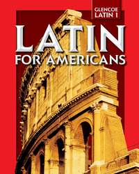Latin for Americans Level 1, Teacher Annotated Edition