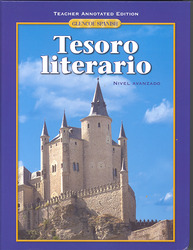 Tesoro literario, Teacher Annotated Edition