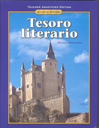Tesoro literario, Teacher Annotated Edition