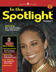 In the Spotlight: Volume 1, Levels B-D