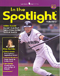 Hi-Lo Non-Fiction Series In the Spotlight: Vol 2, Levels H-J