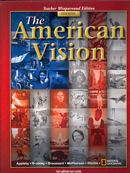 The American Vision, Teacher Wraparound Edition