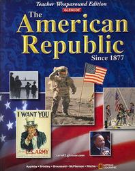 The American Republic Since 1877, Teacher Wraparound Edition