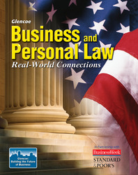 Business and Personal Law, Teacher Wraparound Edition