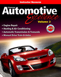 Automotive Excellence, Instructor Resource CD-ROM, Volume 2