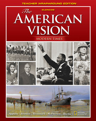 The American Vision, Modern Times, Teacher Wraparound Edition