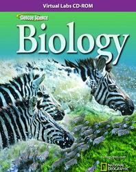 Glencoe Biology, Virtual Labs CD-ROM