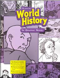 Glencoe World History, World History in Graphic Novel