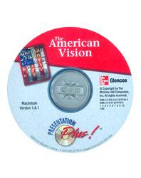 The American Vision, Presentation Plus CD-ROM