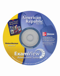 The American Republic Since 1877, ExamView Assessment Suite CD-ROM